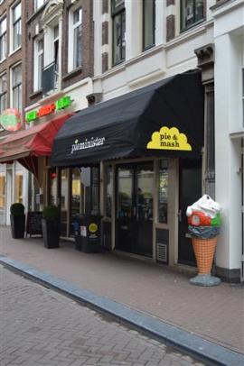 Pieminister, Oude Hoogstraat Amsterdam
